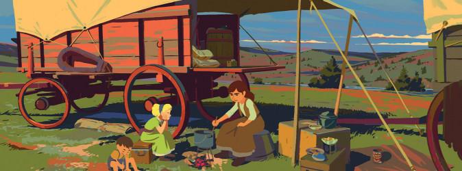 Calamity: Martha Jane Cannary'nin Çocukluğu