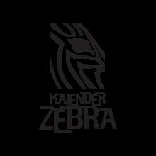 kalender zebra
